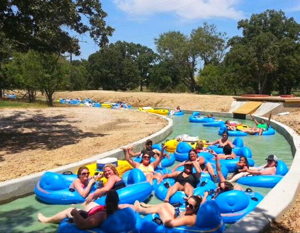 Which Is The Best Lazy River In Texas Texas Family Resorts